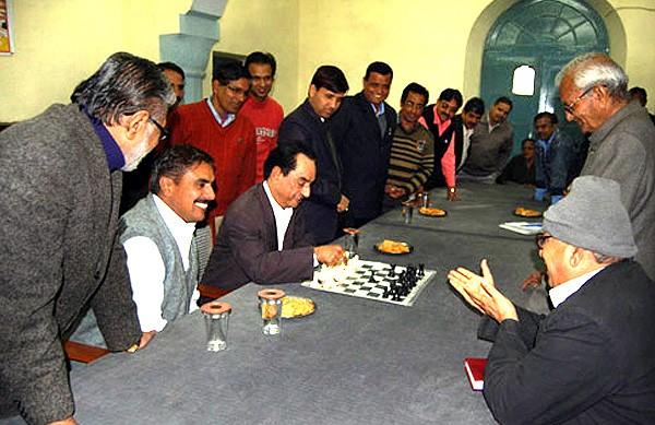 Bikaner Bar Association Chess began