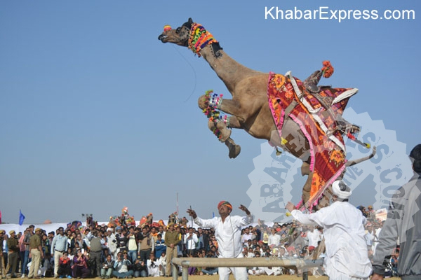 Photo Exhibition of eminent photogrphers of Bikaner in Jungarh