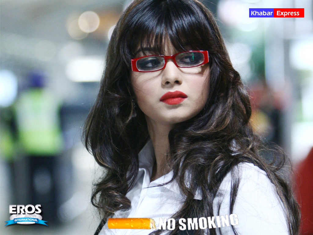 Ayesha Takia in Movie No Smoking