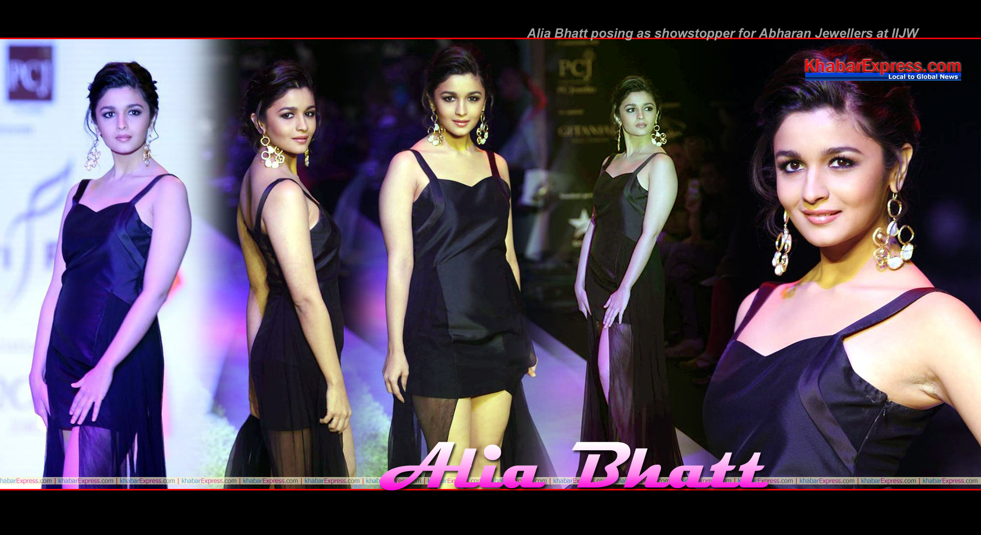 Bollywood hot and charming sensation Alia Bhatt