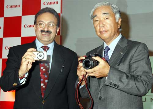 Canon Launches Capture Mumbai - a city focus campaign to enhance market position in 2010