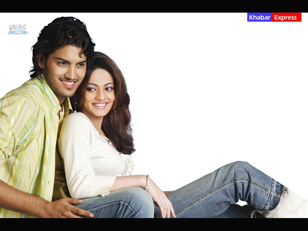 Kumar Sahil and Sneha Ullal