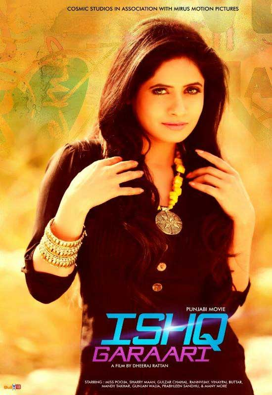 Bollywood Movie  ishq garaari new poster launch