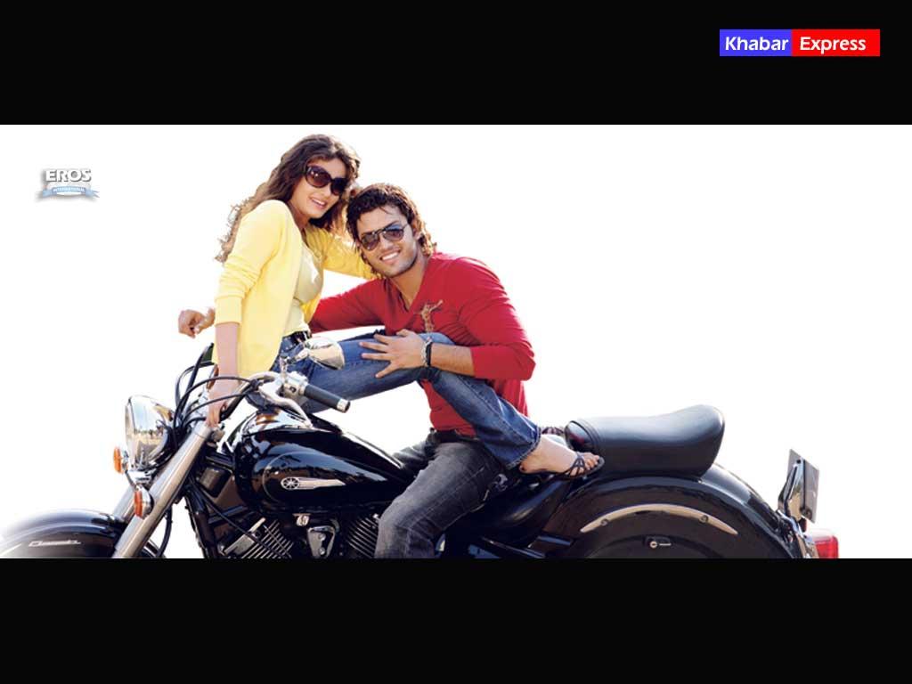 Sneha Ullal and Kumar Sahil