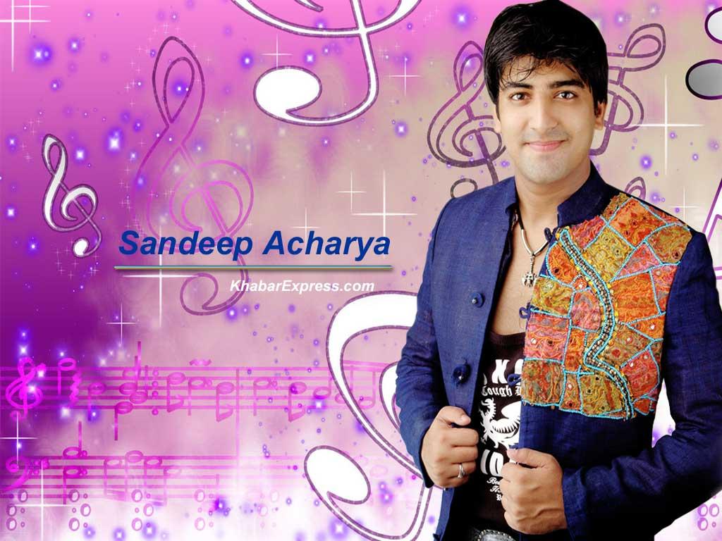 Indian Idol 2 Sandeep Acharya