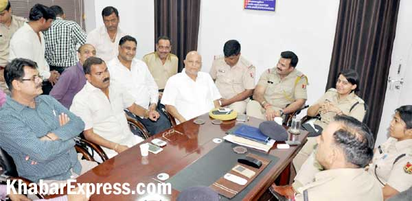 traders delegation to meet cop traffic adujment on diwali