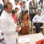 Chief Whip Virendra Beniwal inaugurates ANM Center at Kisnasar Village
