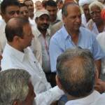 Raj Cab Minister Bharat Singh warm welcomed in Bikaner