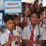 After Mumbai Bob Blast, Kids Gave Message of Stop Terrorism