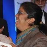 E-Governance Award to Bikaner DM Arti Dogra