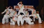 Children Performing on eve of 67th Independence Day