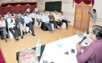 Officers during National Conference held by NABARD