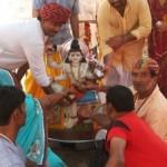 Chandrapaksh Panchamrit Mahotsav continue at Ojha Satsang Bhawan, Bikaner