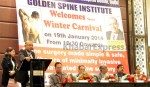 Spine Patient Carnival held at Jaipur Golden Hospital