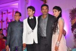 Sunil Shetty At Devhooti & Vikas Purohit reception