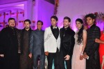 Singer Nitin Mukesh At Devhooti & Vikas Purohit reception