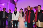 Sunil Shetty, Randhir & Rajiv Kapoor at Reception