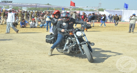 Bikaner added adventure in camel festival 2016