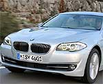 BMW 520d Launched in India