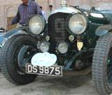Vintage car rally in Bikaner
