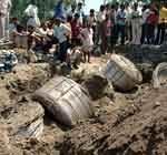 Rs.56 lacs alluminium wire stolen found and Seized at handeria Polic Chowki, Chithaurgarh