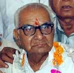 Senior Journalist Lalit Azad honored on his 83rd Birthday