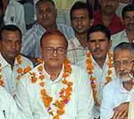 Ex PCC president supports demand  of advocates to establish Rajasthan High Court Bench in Bikaner