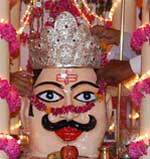 Prayer offered to folk lord Bhairav for the pice and growth by Bhawani Shankar Sharma
