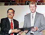 PEARLS Introduces Brett Lee as its Brand Ambassador