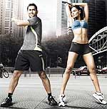 Reebok to Launch its First Ever TVC Featuring MS Dhoni and Bipasha Basu
