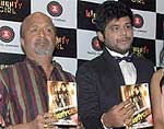Music Album Naughty Girl Launched in Mumbai