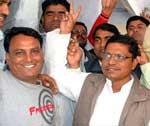 Khajuwal BJP Candidate Vishwanath Meghwal