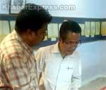 Election Observer Mr Kojeen visited Rajasthan State Archives