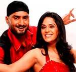 Harbhajan and Mona Singh together on the dance floor - COLORS Launches Ek Khiladi Ek Hassena