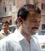 Pakistan Spy bring to Bikaner court on hearing