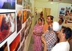 Divisional Commissioner Preetam visits 2 Days Photo Exhibition of AP3I