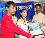 Lill Chams contestant Priyanka Malia rewareded