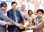 Bhujia Bazar Branch of SBBJ Bank celebrated 69th foundation day