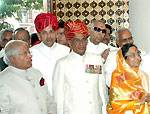 President Pratibha Patil Inaugarating