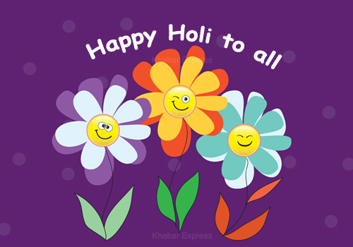 Happy Holi to all
