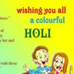 Lets thr colors of holi...