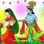 adha sang Holi Nand lal khelte...