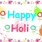 Enjoy splashing colors of Holi....!