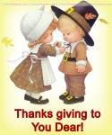 Thanksgiving To You