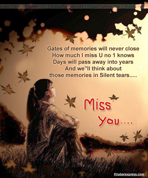 Missing You Alot
