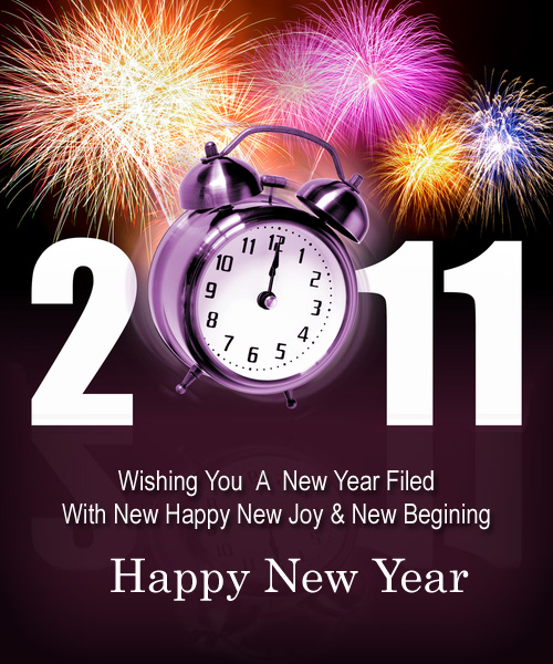 wishing You Happy New Year
