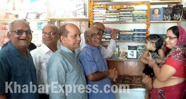Literature Book Center Kitabi Duniya inaugurated today