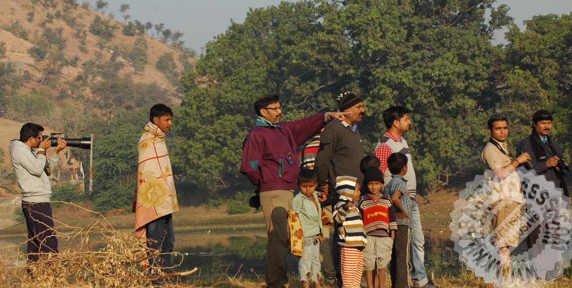 डूंगरपुर बर्ड्स सदस्यों ने शुरू की बर्डफेयर की तैयारियां