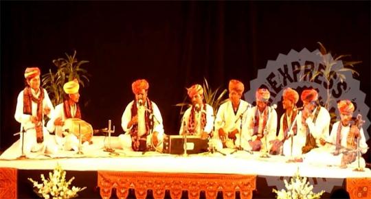 """लोकसंगीत """"कहरवा"""" की प्रस्तुति 25 दिसम्बर को"""