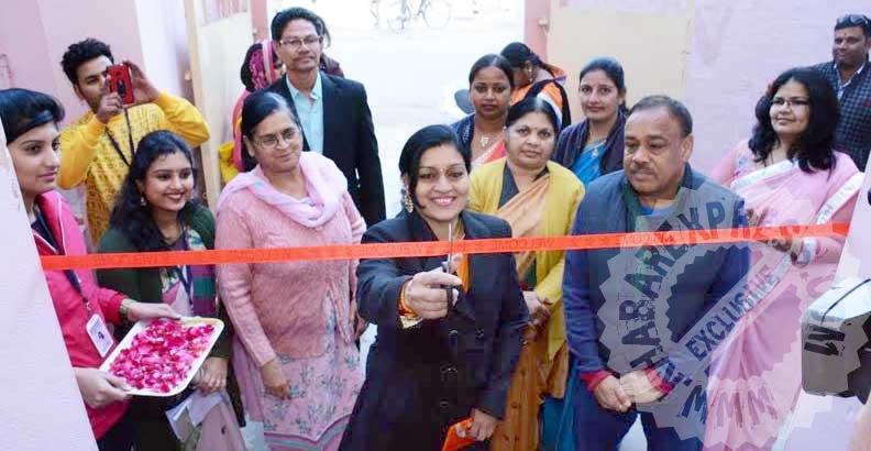 बीकेवी माहेश्वरी पब्लिक स्कूल में आयोजित हुआ भव्य मेला